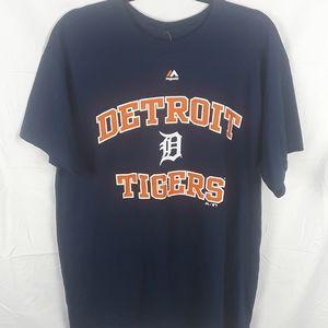 Genuine Merchandise Detroit Tigers shirt size L